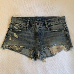 Ralph Lauren Denim Shorts WORN ONCE
